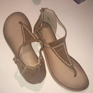 Altar'd State brown sandals